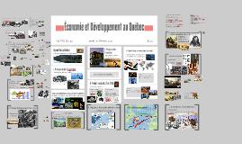 Copy of Économie et Développement