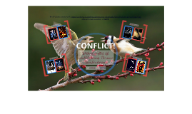 Conflict in Narratives