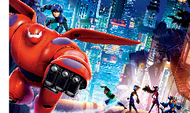 Copy of Big Hero 6 Hero's Journey