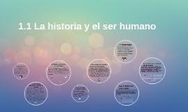 la importancia y el significado de la historia