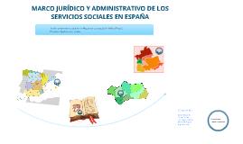 Marco jurídico y administrativo de los SS.SS en España