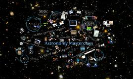 The Astronomy Masterclass.