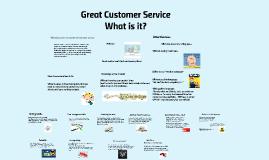 Customer Service Development