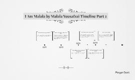I Am Malala by Malala Yousafzai Timeline Part 2