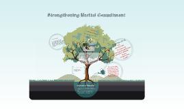 Strengthening Marital Commitment