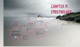 CHAPTER 19 Epidemiology
