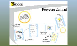 Proyecto Calidad