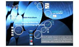 GDA-Präsidium