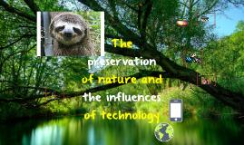 Benefits of nature preservation