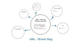 UML - Brown Bag