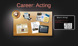 Where did acting come from?