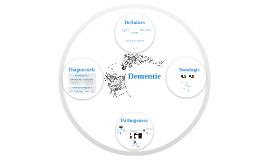 Copy of Dementie: psychiatrieonderwijs 09-06-2011.