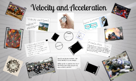2018 Velocity and Acceleration