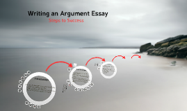 Writing the Argument Essay