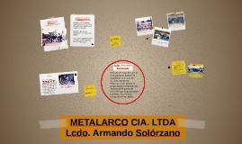 Copy of METALARCO CIA. LTDA