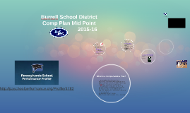 BSD Comprehensive Plan Mid-Point 2015-2016