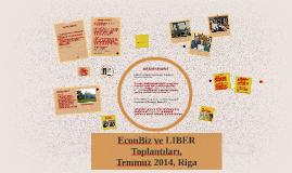 EconBiz ve LIBER Toplantıları,