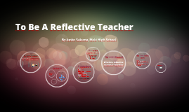 To be a reflective teacher