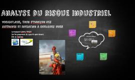 Copy of Analyse du risque industriel