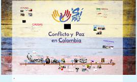Conflicto y Paz en Colombia