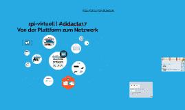 rpi-virtuell | #didacta17