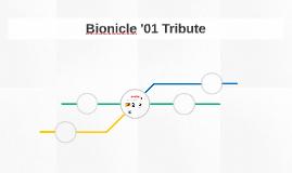 Bionicle '01 Tribute