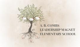 COMBS LEADERSHIP MAGNET ELEMENTARY SCHOOL
