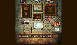 Copy of La monarquía de los Reyes Católicos