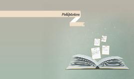 Poliptoton