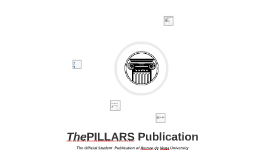 ThePILLARS Publication