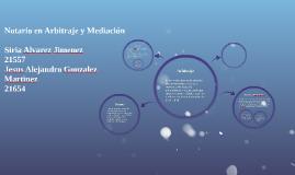 Notario en Arbitraje y Mediacion