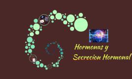 Hormonas y Secrecion Hormonal