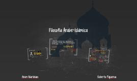 Filosofía Árabe-Islámica