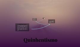 Copy of O Quinhetismo no Brasil