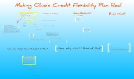 Adding Scale and Rigor to Ohio's Credit Flexibility Plan