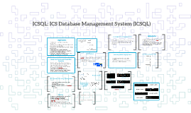 Copy of ICS Database Management System (ICSDBMS)