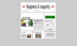 Happiness & Longevity