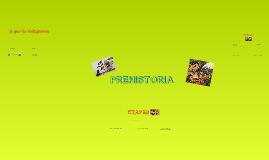 Prehistoria precentacio (cole)