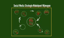 Social media strategie Makelpunt Nijmegen