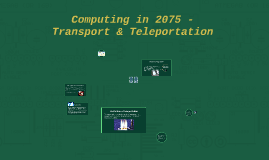 Computing in 2075 -Teleportation