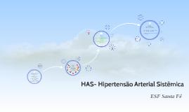 Copy of HAS- Hipertensão Arterial Sistêmica