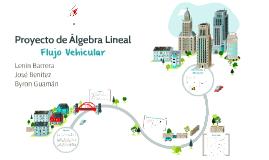 Proyecto de Algebra Lineal