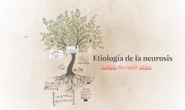 Etiologia de la neurosis