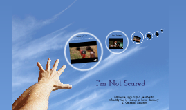 I'm Not Scared Key Scenes