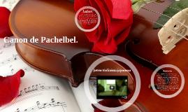 Canon de Pachelbel.