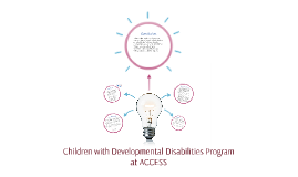 DD program at ACCESS