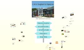 LHS English 12 Options