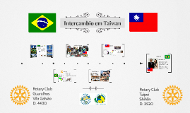 Intercâmbio em Taiwan - Taiwaneses