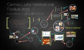 Copy of Cannes Lions' International Festival