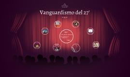 Vanguardismo del 27'